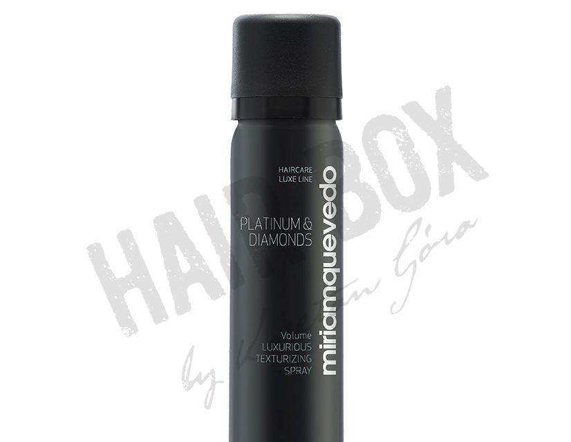 Miriam Quevedo przeciwstarzeniowy strukturyzujący spray do włosów