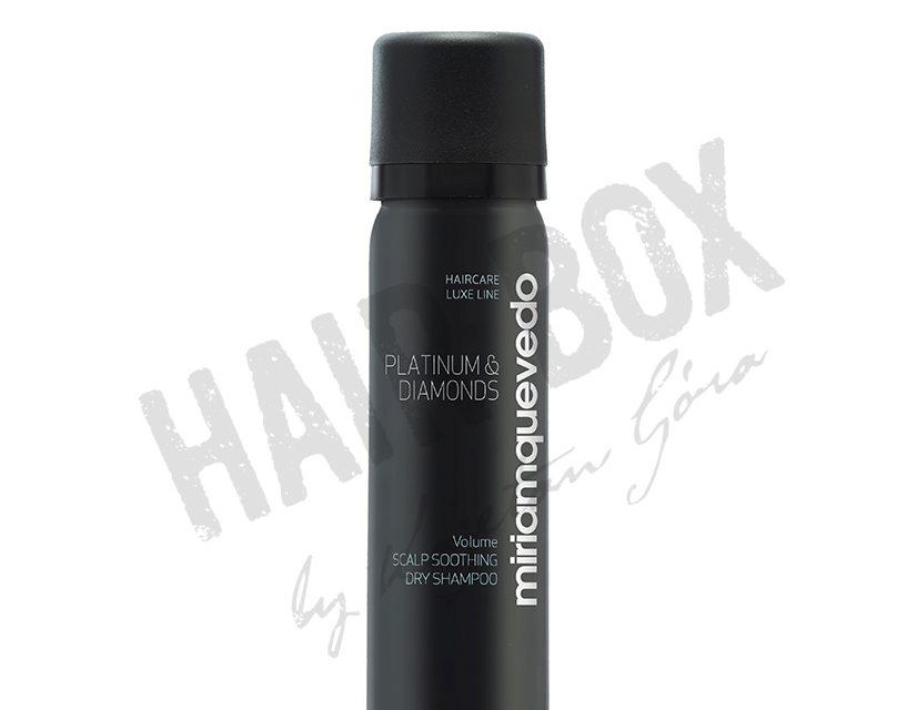 Miriam Quevedo DRY shampoo suchy szampon do włosów