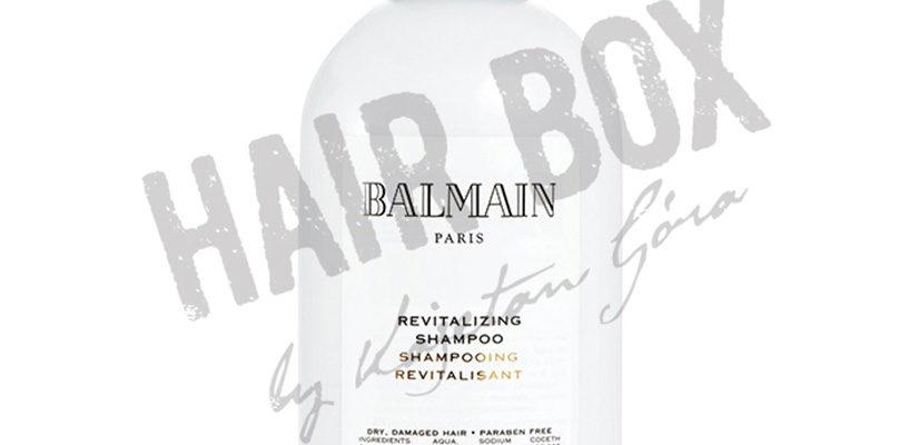 balmain hair couture shampoo szampon