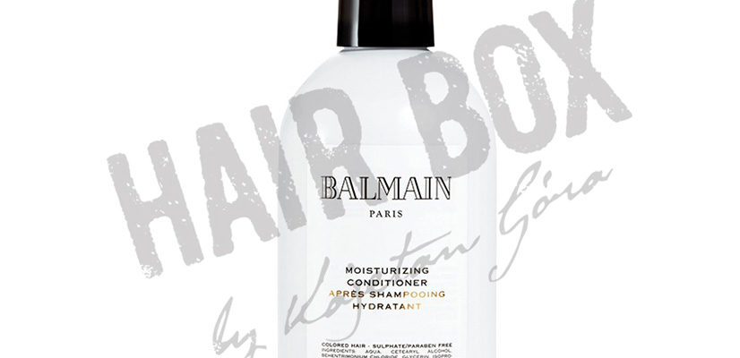 balmain hair couture odżywka conditioner