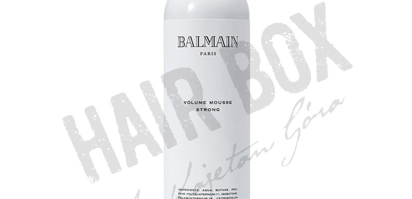 balmain hair couture pianka mousse
