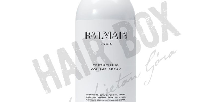 balmain hair couture spray
