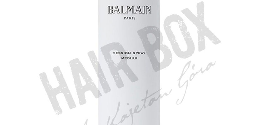balmain hair couture lakier spray